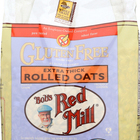 Bob's Red Mill Gluten Free Extra Thick Rolled Oats - 32 oz - Case of 4