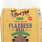 Bob's Red Mill Organic Brown Flaxseed Meal - 32 oz - Case of 4