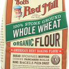 Bob's Red Mill - Organic Whole Wheat Flour - 48 oz - Case of 4