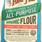 Bob's Red Mill - Organic Unbleached White All-Purpose Flour - 48 oz - Case of 4