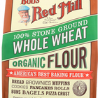 Bob's Red Mill - Organic Whole Wheat Flour - 5 lb - Case of 4