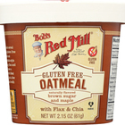 Bob's Red Mill - Gluten Free Oatmeal Cup, Brown Sugar and Maple - 2.15 oz - Case of 12