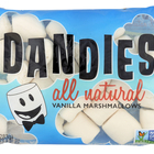 Dandies - Air Puffed Marshmallows - Classic Vanilla - Case of 12 - 10 oz.