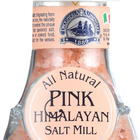 Drogheria and Alimentari Salt Mill - All Natural - Pink Himalayan - 3.17 oz - Case of 6