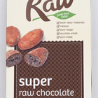 Go Raw - Organic Super Raw Chocolate Bar - Case of 12 - 1.8 oz.