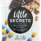 Little Secrets Organic Bite - Size Artisan Crisps - Raisin Pecan and Rosemary - Case of 8 - 5 oz.