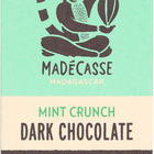 Madecasse Organic Chocolate - Mint Crunch - Case of 10 - 2.64 oz.