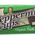 Newman's Own Organics Chocolate Cups - Peppermint - Organic Dark Chocolate - 1.2 oz - Case of 16
