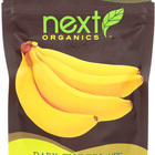 Next Organics Dark Chocolate - Bananas - Case of 6 - 4 oz.