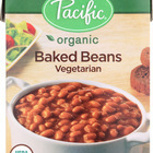Pacific Natural Foods Baked Beans - Vegetarian - Case of 12 - 13.6 oz.