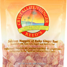 Reed's Ginger Beer Crystallized Ginger - Original - Case of 12 - 3.5 oz.