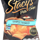 Stacey's Pita Chips - Simply Naked - 1.5 oz - Case of 24