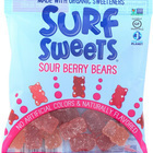 Surf Sweets Sour Berry Bears - Case of 12 - 2.75 oz.