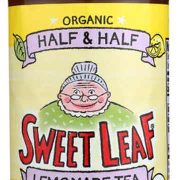 Sweet Leaf Tea Premium Iced Black Tea - Half and Half - Case of 12 - 16 Fl oz.