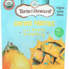 Torie and Howard Chewie Fruities - Lemon and Raspberry - Case of 6 - 4 oz.