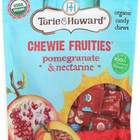 Torie and Howard Chewie Fruities - Pomegranate and Nectarine - Case of 6 - 4 oz.
