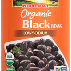 Westbrae Foods Organic Black Beans - Case of 12 - 15 oz.