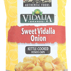 Boulder Canyon - Kettle Chips - Vidalia Onion - Case of 12 - 6 oz.