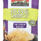 Boulder Canyon - Kettle Chips - Malt Vinegar and Sea Salt - Case of 12 - 5.25 oz.