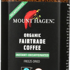 Mount Hagen Freeze Dried Decaf Coffee - Coffee - Case of 6 - 3.53 oz.