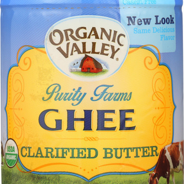 Purity Farms Ghee - Clarified Butter - Case of 12 - 7.5 oz.