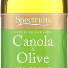 Spectrum Naturals Canola and Olive Oil Blend - Case of 12 - 32 Fl oz.