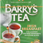 Barry's Tea - Irish Tea - Irish Breakfast - Case of 6 - 80 Bags