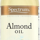 Spectrum Naturals Refined Sweet Almond Oil - Case of 12 - 16 Fl oz.
