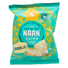 Garlic Naan Chips