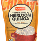 Alter Eco Americas Quinoa - Organic Rainbow Heirloom - Case of 6 - 12 oz.