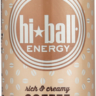 Hi Ball Cold Brew Coffee Beverage - Vanilla - Case of 12 - 8 Fl oz.