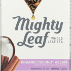 Mighty Leaf Tea Black Tea - Organic Assam Estate - Case of 6 - 15 Count