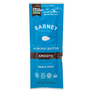 Smooth Snack Pack Almond Butter