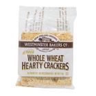 Whole Wheat Hearty Crackers