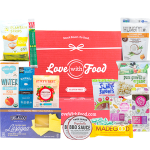 Believe You Can August Gluten Free Box