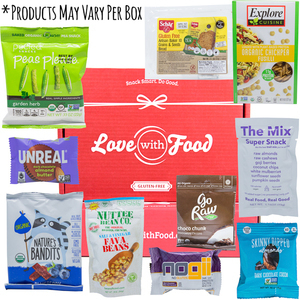 October Don't Look Back Gluten-Free Box