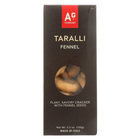 A.G. Ferrari Taralli - Fennel - Case of 12 - 5.3 oz.