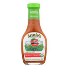 Annie's Naturals Organic Dressing Smoky Tomato - Case of 6 - 8 fl oz.