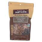 Back To Nature Chocolate Delight Granola - Whole Grain Rolled Oats and Dark Chocolate Chunks - Case of 6 - 11 oz.