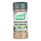 Badia Spices - Complete Seasoning - Case of 12 - 3.5 oz.