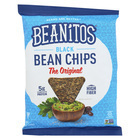Beanitos Chips - Black Bean Original - Case of 24 - 1.2 oz.