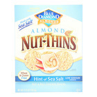 Blue Diamond - Nut Thins - Sea Salt - Case of 12 - 4.25 oz.