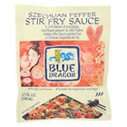 Blue Dragon Stir-Fry Sauce - Spicy Szechuan - Case of 12 - 3.7 Fl oz.
