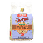 Bob's Red Mill Thick Rolled Oats - Extra Thick - Case of 4 - 32 oz.