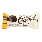 Cocomel - Dark Chocolate Covered Cocomel -s - Vanilla - Case of 15 - 1 oz.