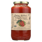 Cucina Antica - Tomato Basil Cooking Sauce - Case of 12 - 32 FL oz.