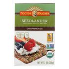 Doctor Kracker Seed lander Crispbreads - Case of 6 - 7 oz.
