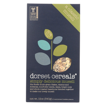 Dorset Cereal Simply Delicious Muesli - Case of 5 - 12 oz.