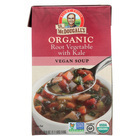 Dr. McDougall's Organic Lentil Vegetable Soup - Case of 6 - 17.6 oz.