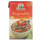 Dr. McDougall's Vegetable All Natural Soup - Case of 6 - 18 oz.